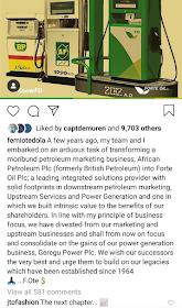 Screenshot 20190619 152910 2 - Billionaire Femi Otedola Sells Forte Oil, Exits Fuel Business