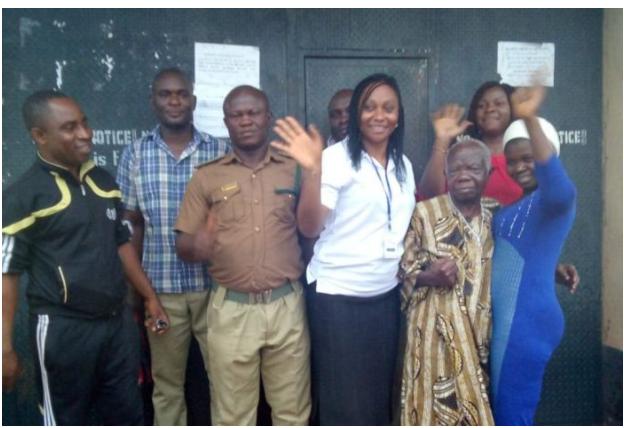 Screenshot 23 - Nigeria's Oldest Prisoner regains Freedom at 100 Years After spending 19 Years In Prison