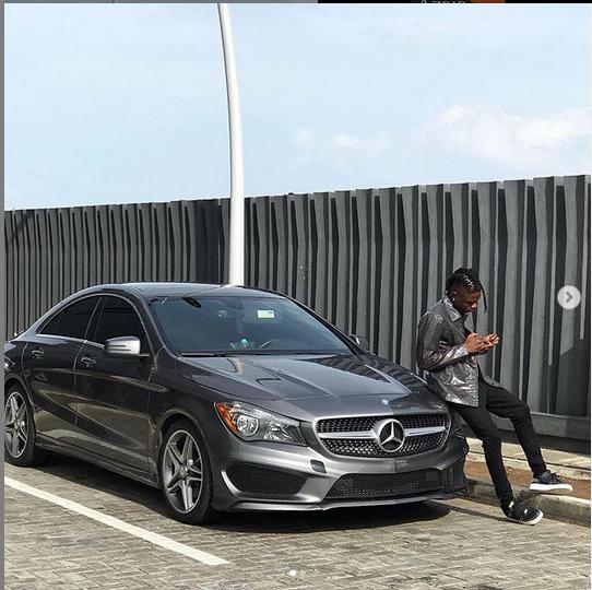 Screenshot 66 - [Photo]: Lil Kesh Acquires a New Benz worth N19.8million Naira
