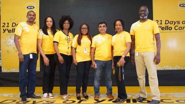 Screenshot 8 600x337 - MTN employees empower youth during 21 Days of Y'ello Care