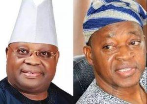 Senator Ademola Adeleke PDP and Adegboyega Oyetola APC 300x213 - Week In Review: Top 5 Trending Stories Of The Week