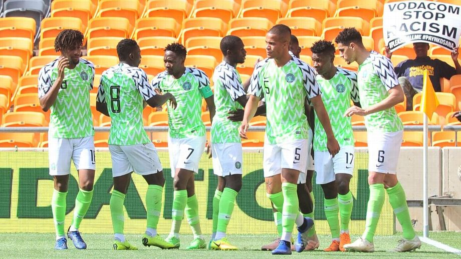 Just In: Super Eagles Of Nigeria Defeat Guinea, Sets Record