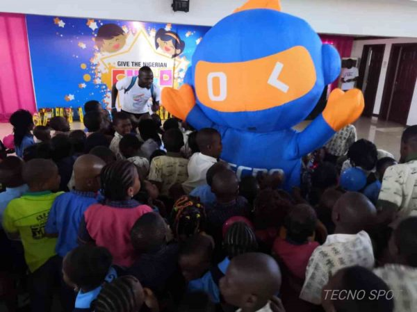 Tecno foundation1 600x449 - TECNO FOUNDATION GIVES OUT SCHOLARSHIPS IN CELEBRATION OF NIGERIAN CHILDREN