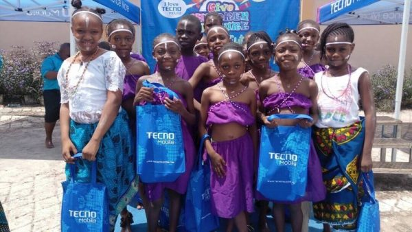Tecno foundation2 600x338 - TECNO FOUNDATION GIVES OUT SCHOLARSHIPS IN CELEBRATION OF NIGERIAN CHILDREN