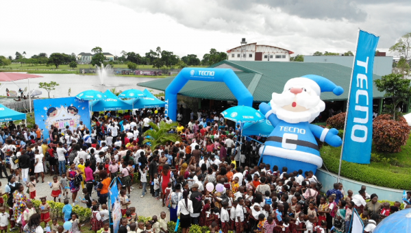 Tecno foundation3 600x340 - TECNO FOUNDATION GIVES OUT SCHOLARSHIPS IN CELEBRATION OF NIGERIAN CHILDREN