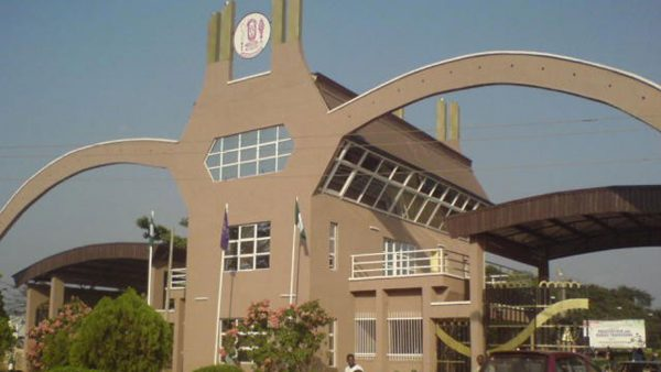 UNIBEN main gate