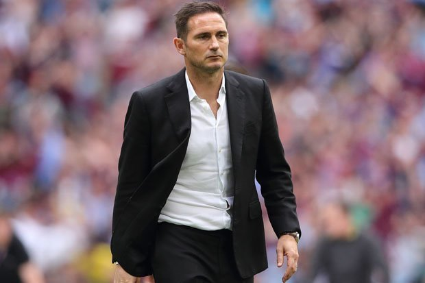 What Frank Lampard has told Derby players as Chelsea move nears 786903 - #TransferRumour: Frank Lampard To Be Appointed As Chelsea's Manager