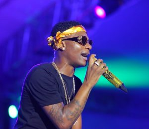 Wizkid 2 1 300x259 - [PHOTO]: Wizkid Wears Loius Vuitton Jacket Worth 1million Naira