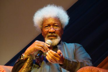 Education In Nigeria Is Horrifying: Soyinka