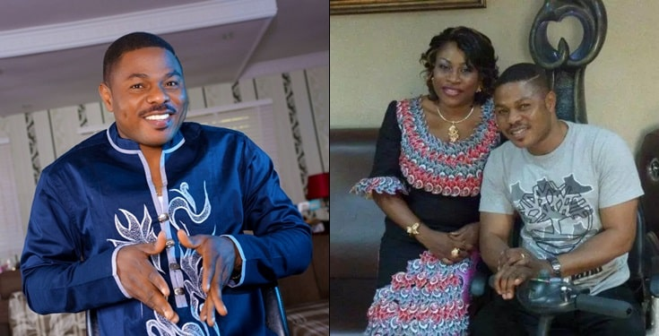 Singer Yinka Ayefele and wife welcome triplet