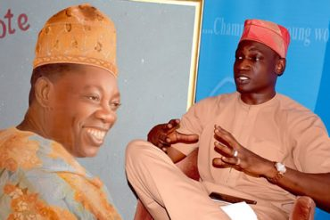 M.K.O Abiola's Son, Abdul Mumuni, Talks About June 12 And His Late Father's Vision