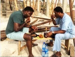 afo 300x227 - Kunle Afolayan Drops Classy Birthday Message For Yomi Fashlansho