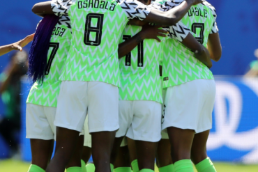 ''Oshoala has the pace of Aubameyang, finishing of Lacazatte and the first touch of Lukaku'' Nigerians Say After She Put The Game To Bed
