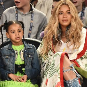 Beyonce's daughter, Blue Ivy