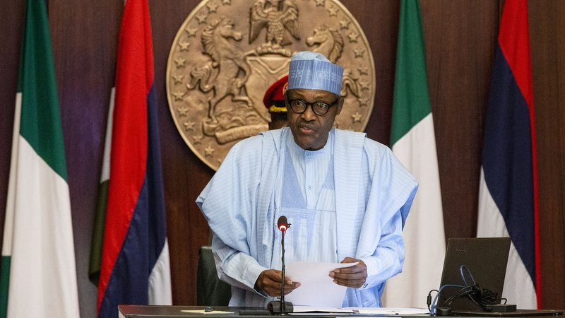 ''I hope you are not planning of returning to power'' Nigerians Ask Buhari For Saying He Would Take 100m Nigerians out of poverty in 10 years