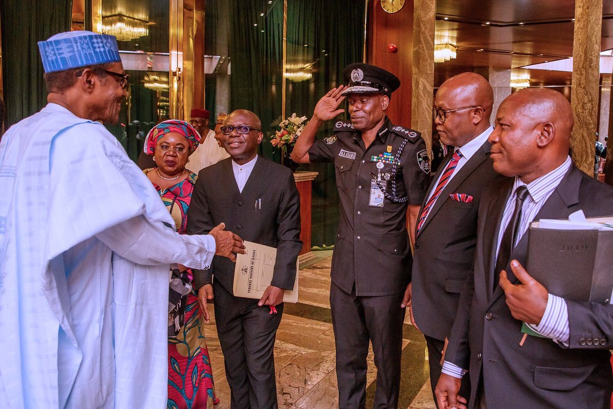 Buhari Did Not Approve The Creation Of State And Local Government Police - Presidency