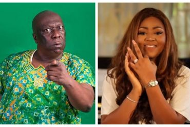 Nollywood Actor, Charles Awurum Cautions Regina Daniels Not To Cheat On Her Husband