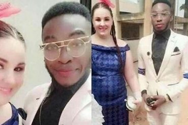 Nigerian Yahoo Boy Reveals His White Fiancée Is Set To Pay His Groom Price