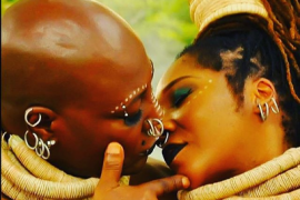 Check Out Cossy Ojiakor's Birthday Message To Charly Boy