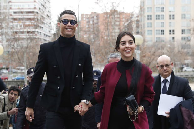 cristiano ronaldo juventus girlfriend georgina rodriguez 758179 - [PHOTOS]: Check Out How Cristiano Ronaldo Is Having A Romantic Getaway With His Girlfriend
