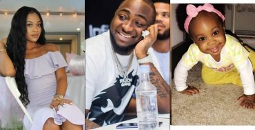 Davido's Baby Mama Shares How She Reacted When She Realized She Was Pregnant For The Singer