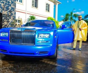 e money 2 300x248 - [PHOTOS]: Five Star Music Boss, E-Money Poses With His Luxurious Cars