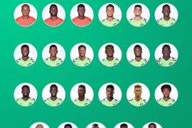 Just In: Super Eagles Coach Releases 23-Man Squad For AFCON 2019, Drop Iheanacho