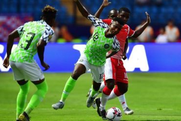 Egypt 2019: Super Eagles Of Nigeria Begin Campaign With Hard Fought Victory