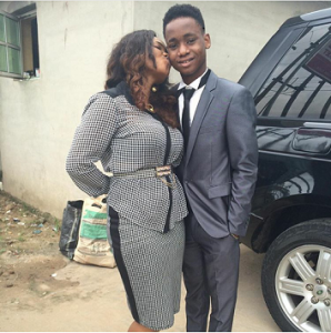 Actress, Iyabo Ojo Pens A Heart-Felt Birthday Message To Her Son