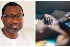 Femi Otedola Bears The Medical Expenses Of Ailing Ex-Goalkeeper, Peter Fregene
