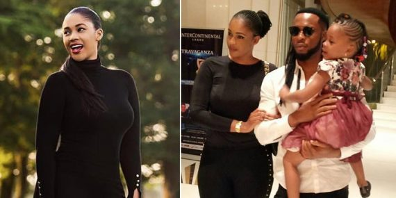 [VIDEO]: Singer, Flavour Spotted Shopping With His First Baby Mama In Amsterdam