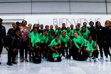 #FWWC2019: Drama Unfolds As Super Falcons Refuse To Leave France