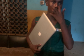 Funny Toheeb Arrested By Police Over Yahoo Yahoo Claim