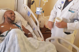 Just In: Charles Okocha Undergoes Surgery