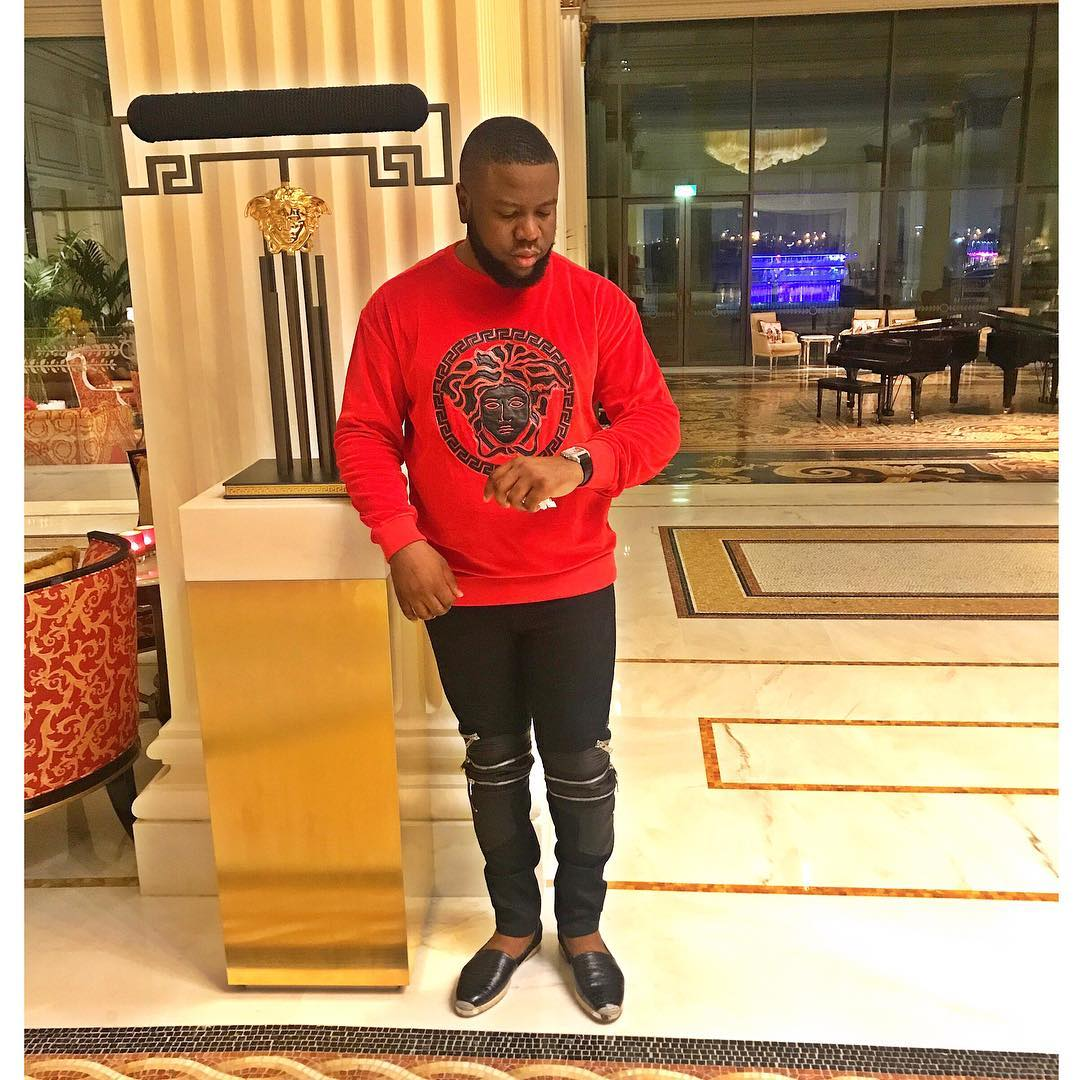 'Anything You Love, Keep It A Mystery To People' — Hushpuppi