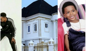 igo 300x179 - Photo: Comedian, I Go Die, Gifts 9Year-Old Child A Mansion
