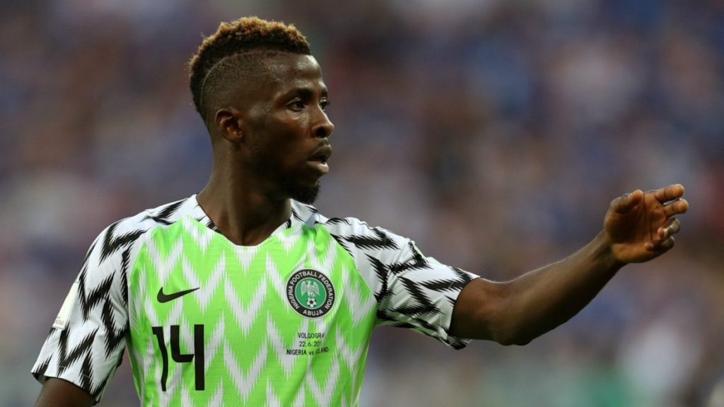 What Nigerians Are Saying After NFF Announce Iheanacho As Replacement For Injured Samuel Kalu