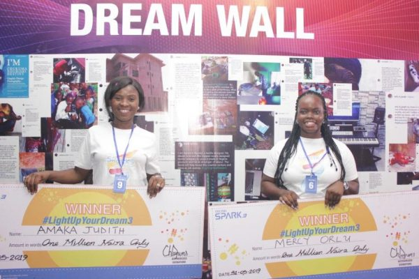 image1 600x400 - New Millionaires Emerge As TECNO Nigeria Holds Light Up Your Dream 3