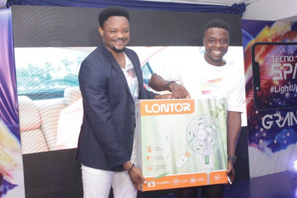 image10 600x400 - New Millionaires Emerge As TECNO Nigeria Holds Light Up Your Dream 3