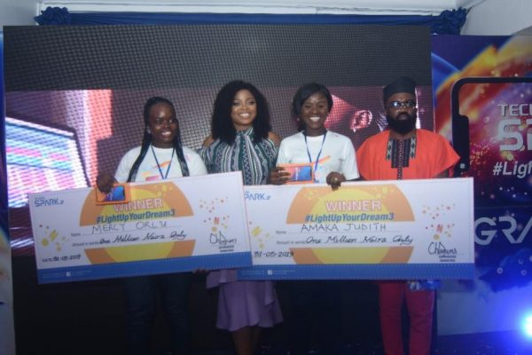 image4 600x400 - New Millionaires Emerge As TECNO Nigeria Holds Light Up Your Dream 3