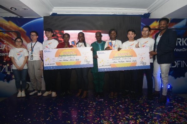 image9 600x400 - New Millionaires Emerge As TECNO Nigeria Holds Light Up Your Dream 3