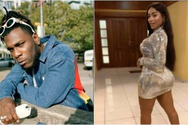 """You Cannot Be Going Outside Like This"" – Burna Boy Warns Stefflon Don"