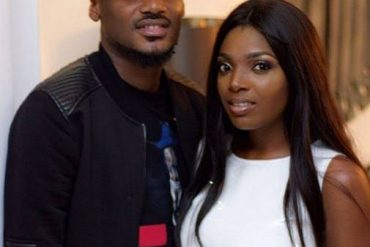 Annie Idibia Fires Back At A Troll For Calling 2face A 21st Century Father Abraham