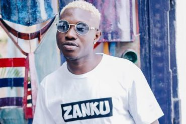 Nigerian Lady Rolls On The Floor In Excitement As Zlatan Ibile Follows Her On Instagram