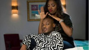 Annie and 2face
