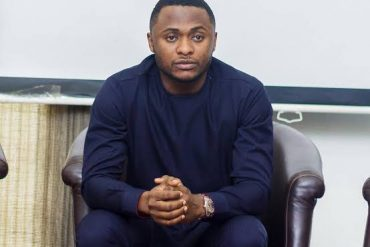 [Photos]: Ubi Franklin Releases Stylish Photos Of His Son Jayden As He Turns 3