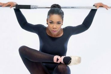 Nigerian Dancer, Kaffy Pictured With Emmanuel Ehumadu And Gentle Jack