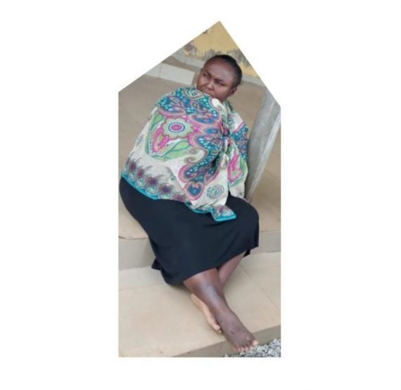 Police arrest housewife who kidnapped herself for N5m