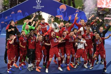Champions League: Liverpool Zoom Into Knock Out Stage As Group Leader