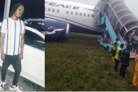 AIr Peace Plane Mishap: Nairamarley Escaped Narrowly